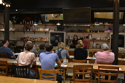 demonstraton classes at crescent city cooks