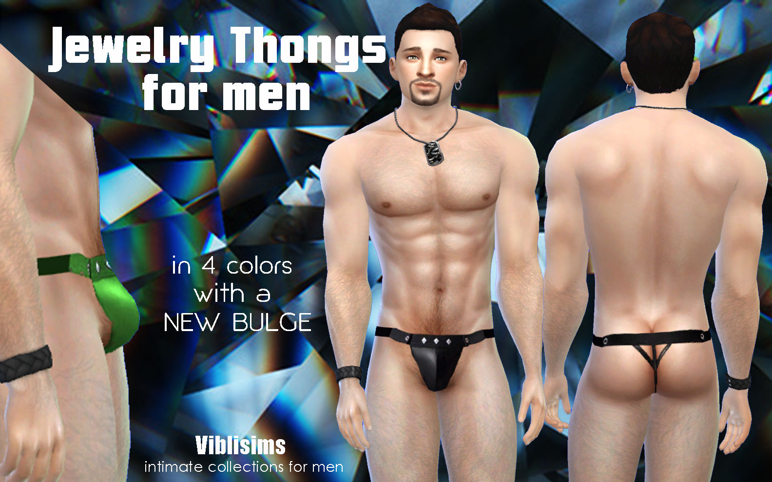 Clothes for male sims 4
