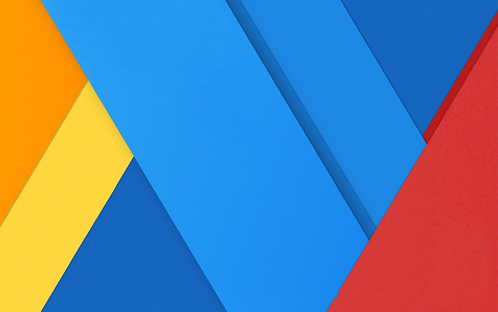 material-design-blue-and-red-colorful-tr