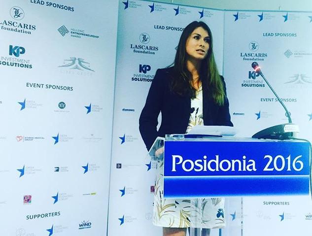 Η συντονίστρια του Greek Economic Forum,