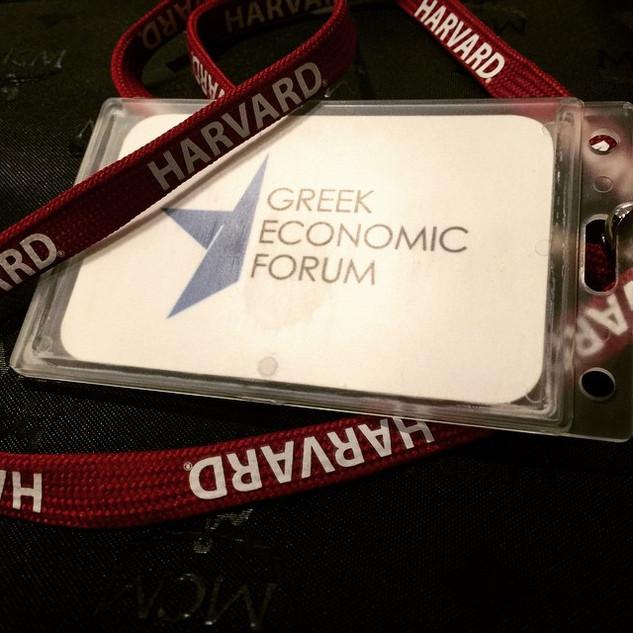 #geforum2018 #USA #GreekEconomicForum #b