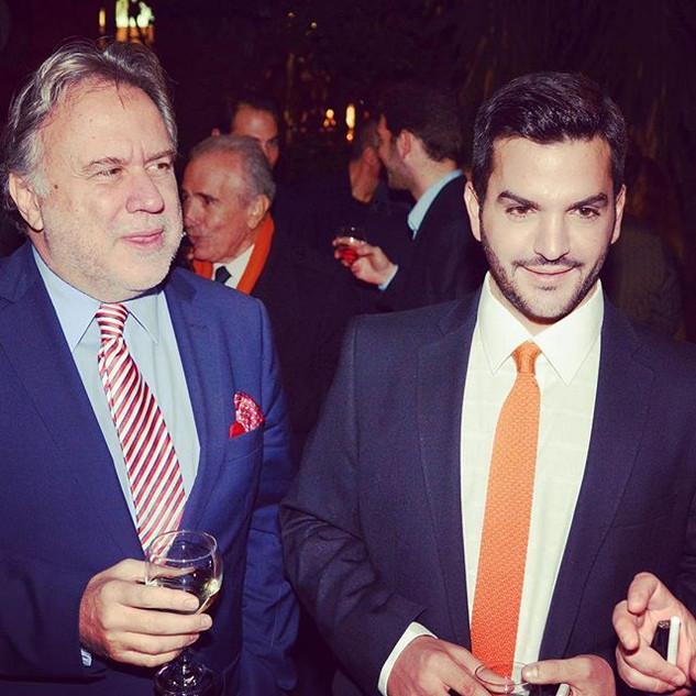 Με τον υπουργό εργασίας, Γιώργο Κατρούγκ