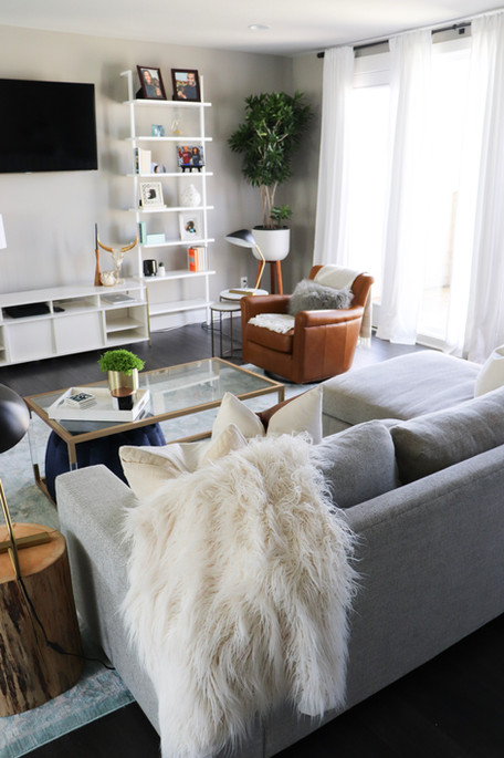 Kings Castle East Living Room Interior Design