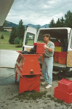 Vendange 1997 - Tibus