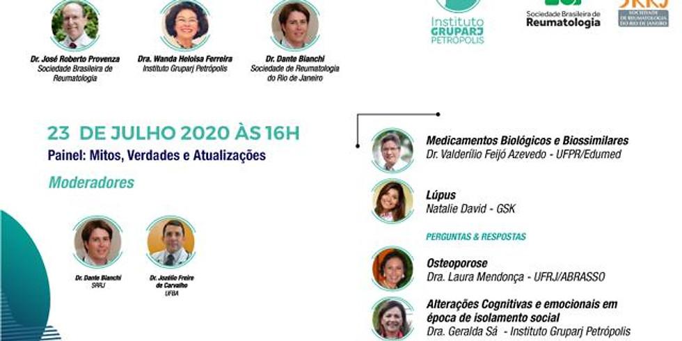 Congresso online GRUPARJ Petrópolis