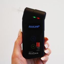 AlcoTrack Alcolimit Display