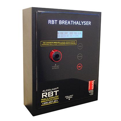 ALCOLIMIT RBT PLUS  WALL MOUNT BREATHALYSER (044)