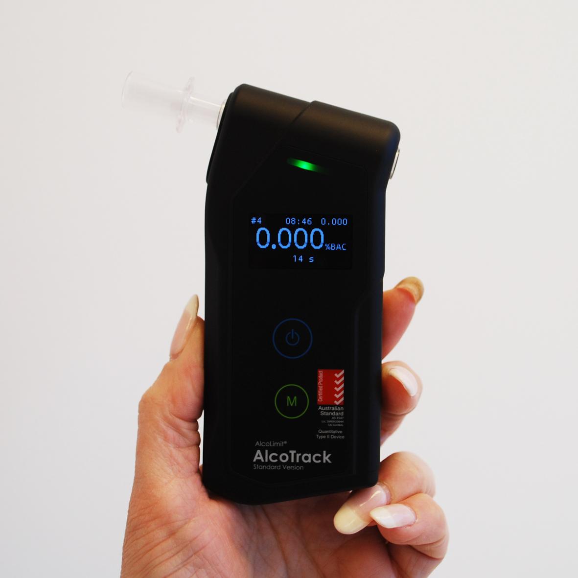 AlcoTrack 000 Display