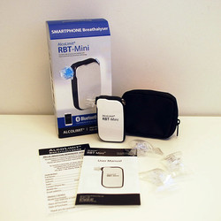 RBT Mini Package Contents