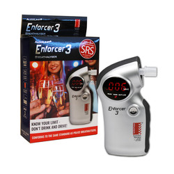 Enforcer 3 Breathalyser