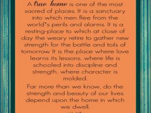 A True Home