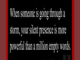 Through a Storm