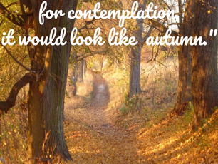 Contemplative Season