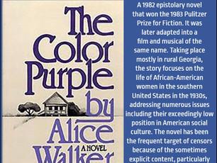 Pulitzer Purple