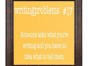 Writing Problem #17