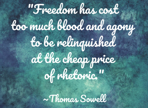 Freedom and Rhetoric