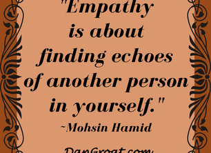 Empathy and Echoes