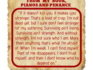 Surviving Ain't Living