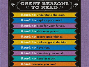 Reasons to Read