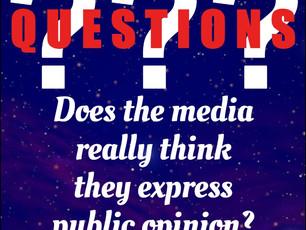 Public Opinion?