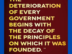 Deterioration of Government