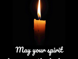 May Your Spirit...