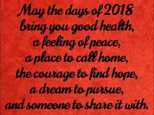 May the Days Bring You...