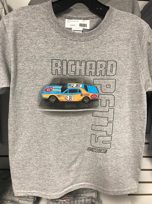 Kids/Richard Petty Charger Tee