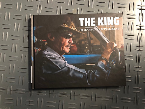 The King-80 Years of a Racing Legend Photo Book