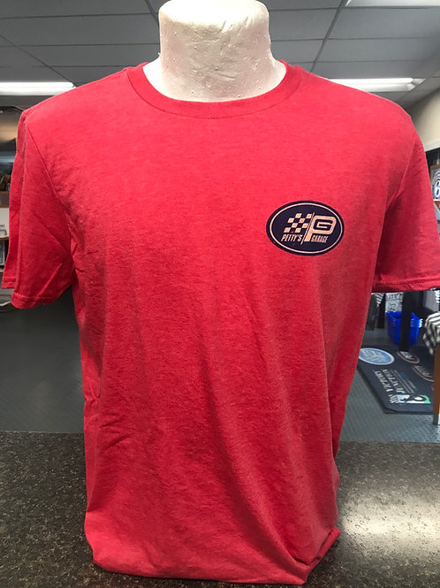 Petty Garage Engine Shop Shirt