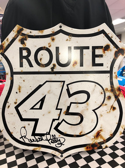 Large Route 43