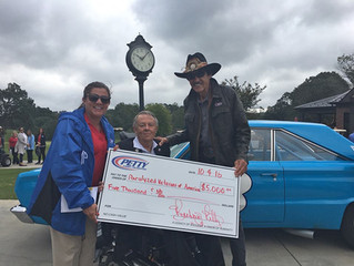 Petty Family Foundation Supports Paralyzed Veterans of America
