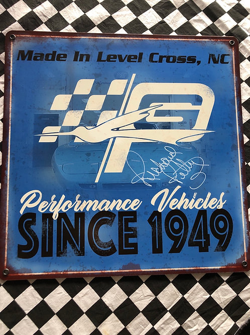 Distressed Performance Vehicles Since 1949