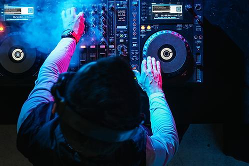 Pago Anual Musica Electronica y DJ