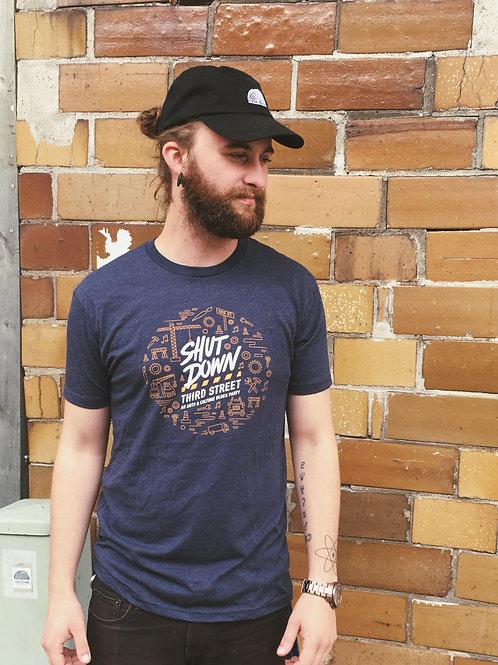 Shut Down Third Street Event Shirt