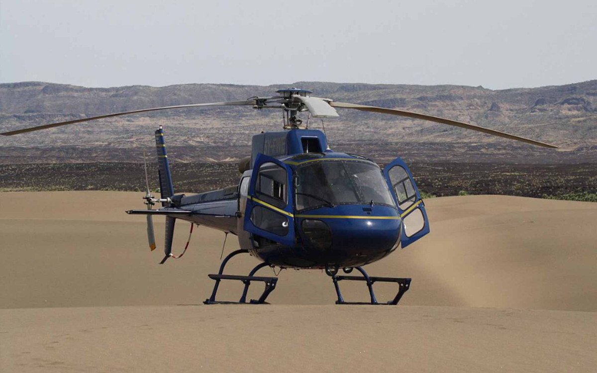 THE-SAFARI-COLLECTION-Our-Helicopter-on-