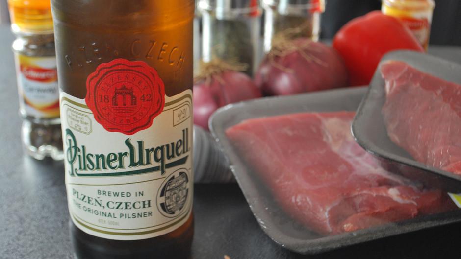 Pilsner Urquell Czech Inspired Goulash