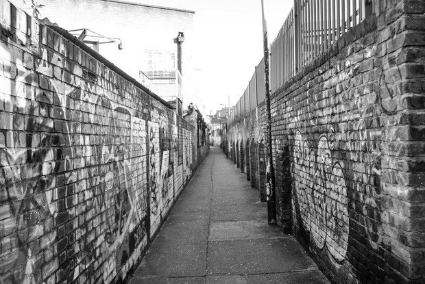 Hackney Alley - Hackney - East London