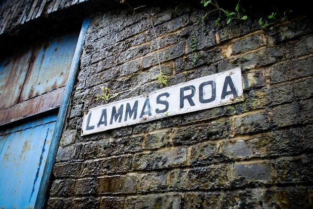 Lammas Road - Leyton - East London