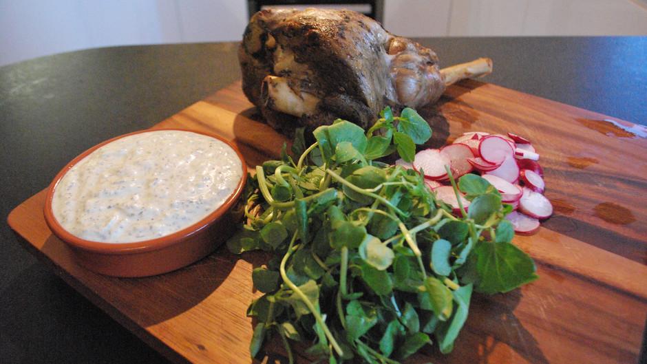 Badger Ales Fursty Ferret Easter Lamb Recipe Review