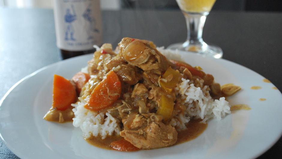 Anspach & Hobday Cream Ale Curry