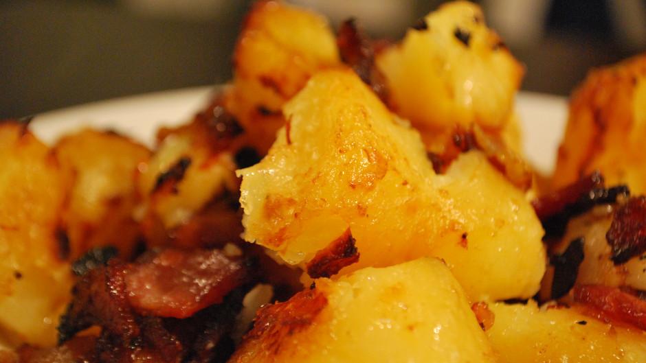 Pistonhead Roast Potatoes