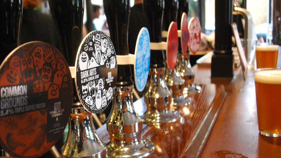 Magic Rock Beer Party & BBQ – Hosted by Matthew Curtis with Rich Burhouse at The Prince N2
