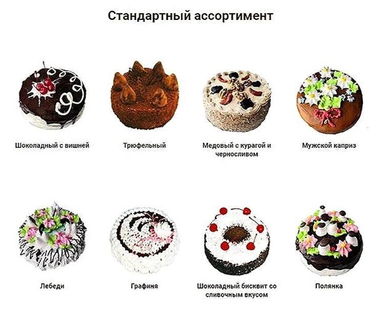 Торты на заказ Кемерово