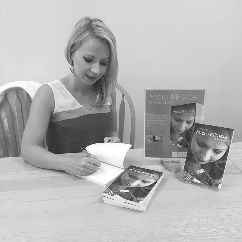 Morden MB Book Launch