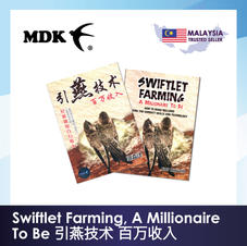 Swiftlet Farming  A Millionaire To Be
