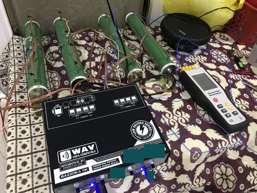 How to test the quality and development process of amplifier