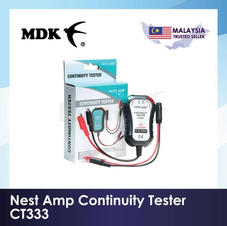 NEST AMP Continuity Tester CT333