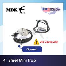 """4"""" Steel Mini Trap"""