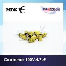 Capacitor 100V 4.7μF
